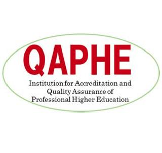 一般社団法人専門職高等教育質保証機構ロゴ